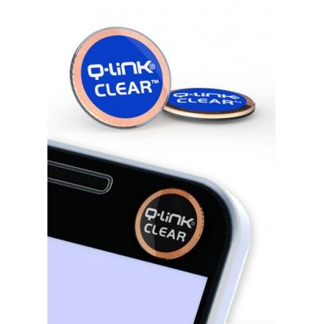 Aura Blue Q-Link CLEAR